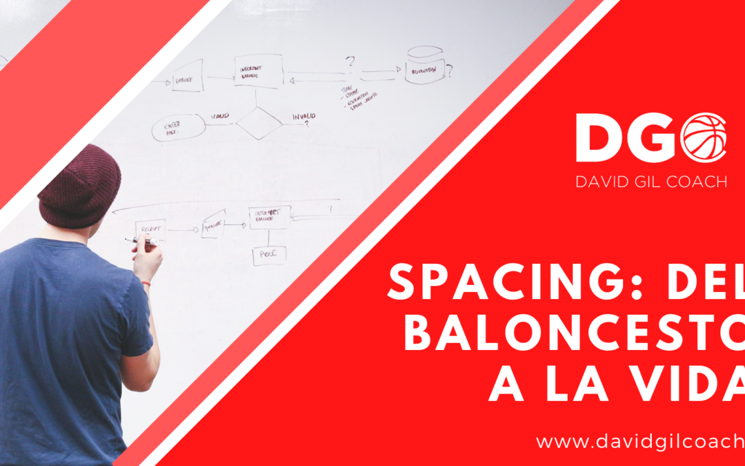 SPACING: DEL BALONCESTO A LA VIDA