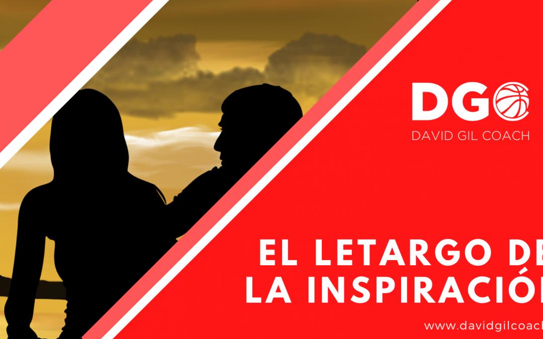 EL LETARGO DE LA INSPIRACIÓN