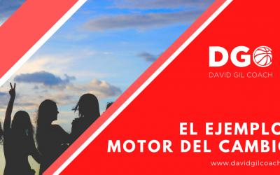EL EJEMPLO, MOTOR DEL CAMBIO